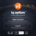 Aplicativo da IQ Option