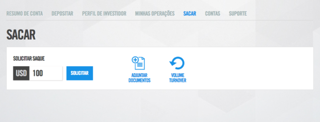 Rápido não é mesmo? Prove ainda hoje esta plataforma que promete revolucionar o Trading no Brasil.