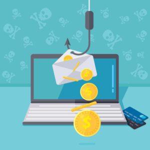 Ataques de Phishing de Criptomoedas