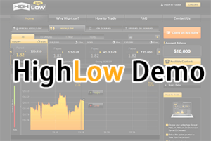 highlow demo