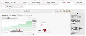 bdswiss one touch binary options