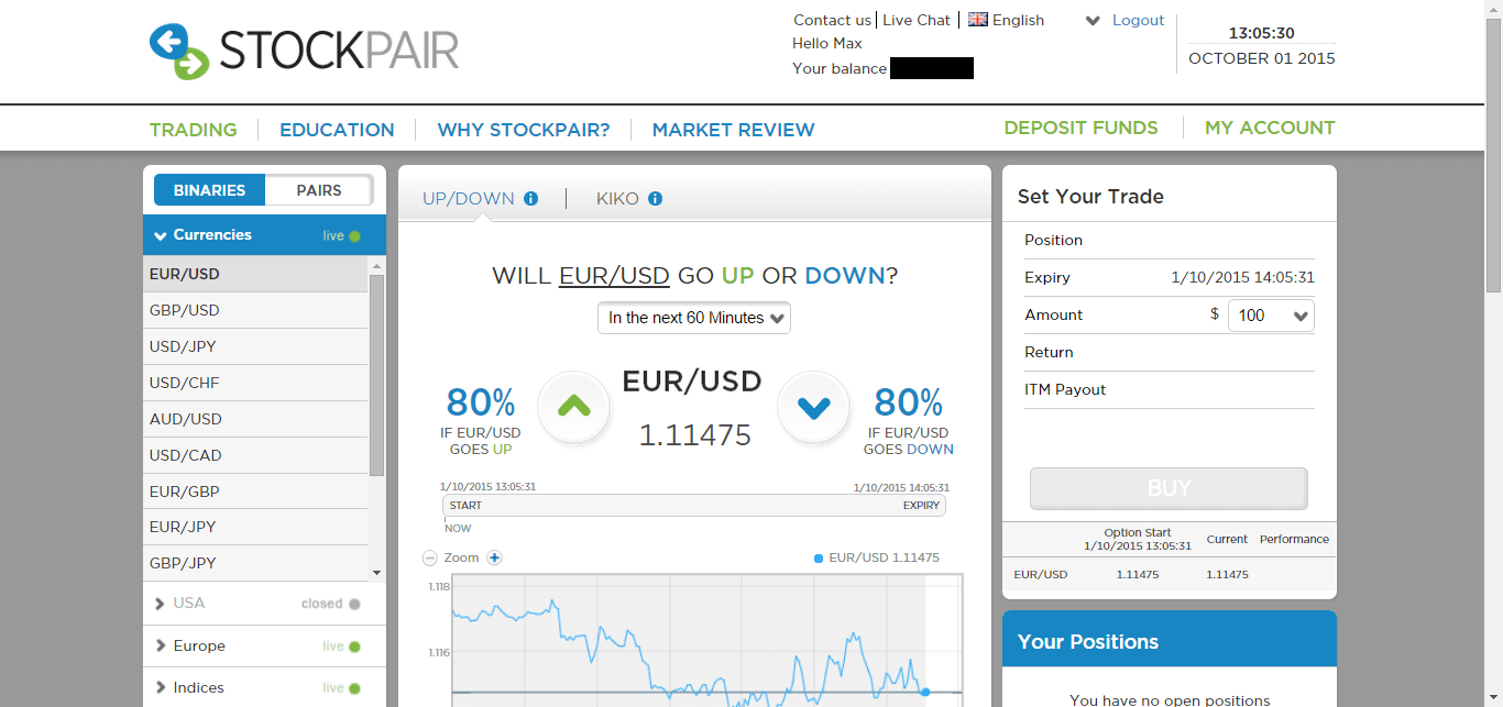 stockpair_platform