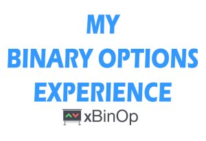 binary options experience