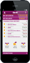 skrill mobile app