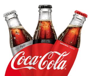 Trading Coca-Cola shares