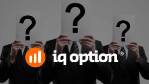 IQ Option types of accounts