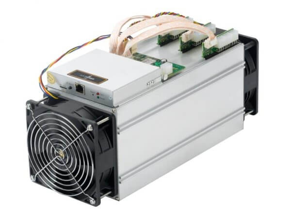 crypto mining machine