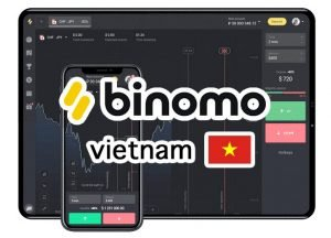 binomo trading in vietnam